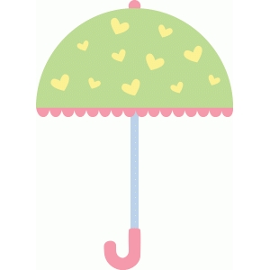 sweet umbrella