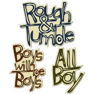 'boy' phrase set