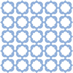 quatrefoil background