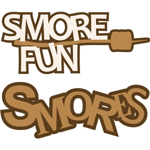 s'mores phrases