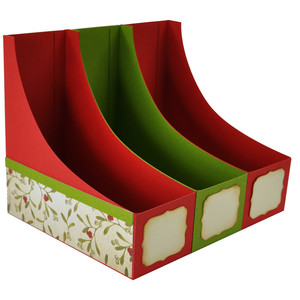 christmas card organizer