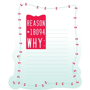 reason notecard
