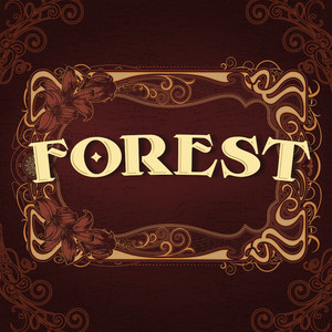forest font family