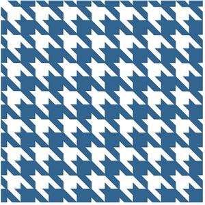 houndstooth lattice 12x12
