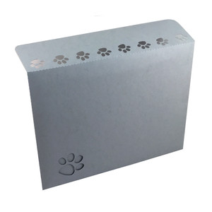 dog paw a6 envelope