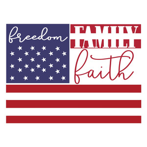 faith freedom family