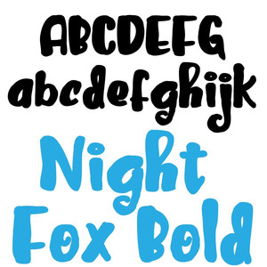 zp night fox bold