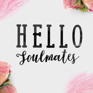 hello soulmate font duo