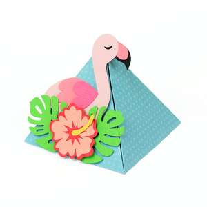 flamingo box