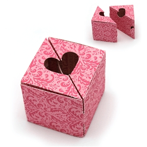 pair of hearts box