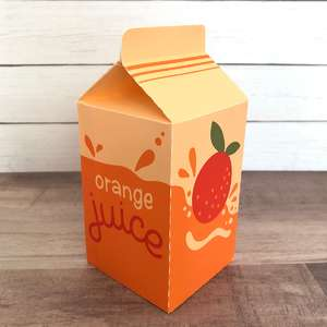 orange juice play food