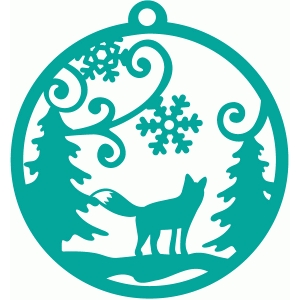 fox winter tag