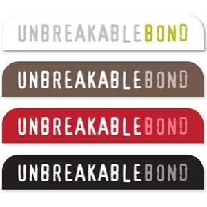 'unbreakable bond' sideline tabs