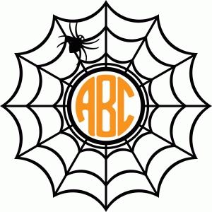Silhouette Design Store View Design 93291 Spider Web