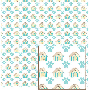 dog house pattern