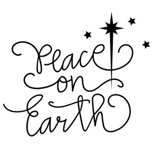 peace on earth phrase
