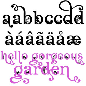 pn hello gorgeous garden