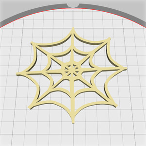 spiderweb embellishment