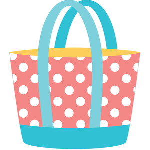beach bag - sweet summer
