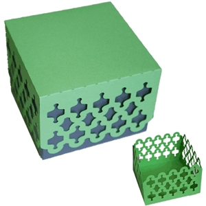 box - lattice
