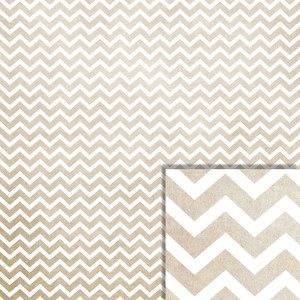 white chevron backround paper