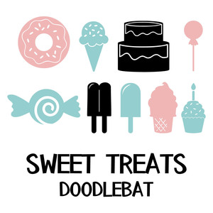 sweet treats doodlebat