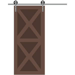 farmhouse style door