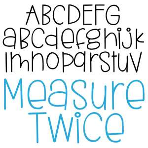 zp measure twice