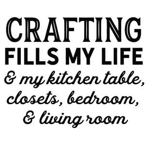 crafting fill my life