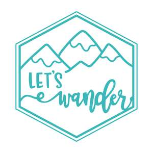 let's wander mountain phrase