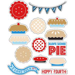 ml 4th of july pie stickers