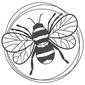 bee messy circle