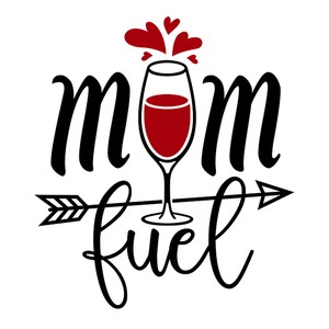 mom fuel red wine