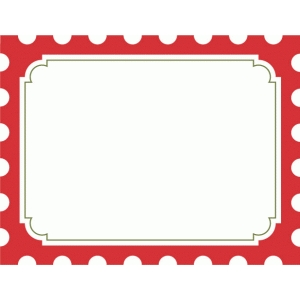 stamp label