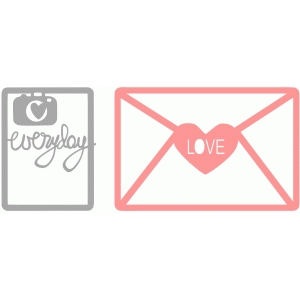 everyday - love (cards)