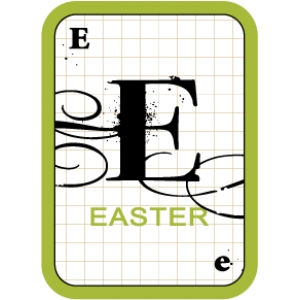 flashcard: easter