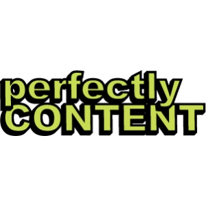 phrase: perfectly content