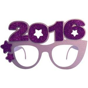 glasses new years 2016