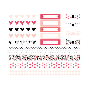 something sweet planner stickers