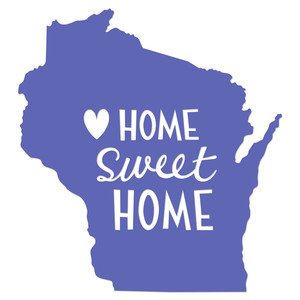 home sweet home wisconsin