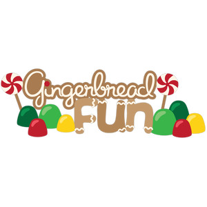 gingerbread fun title