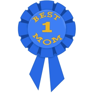 best mom ribbon