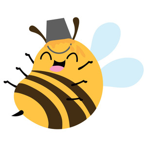 whats the buzz - bee laughing