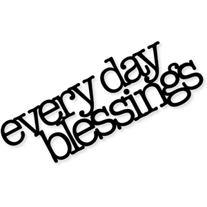 every day blessings