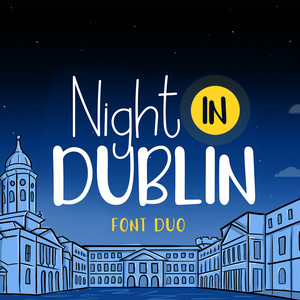 night in dublin