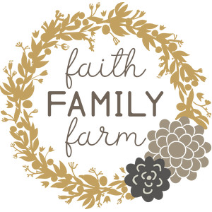 faith family farm wreath