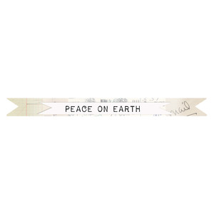peace on earth banner