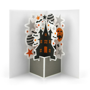 extreme pop up card halloween