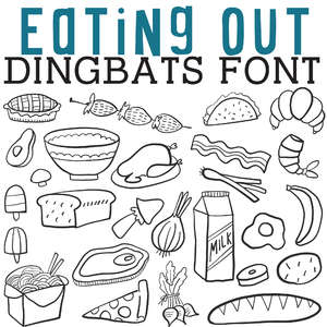 cg eating out dingbats