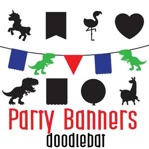 party banners doodlebat